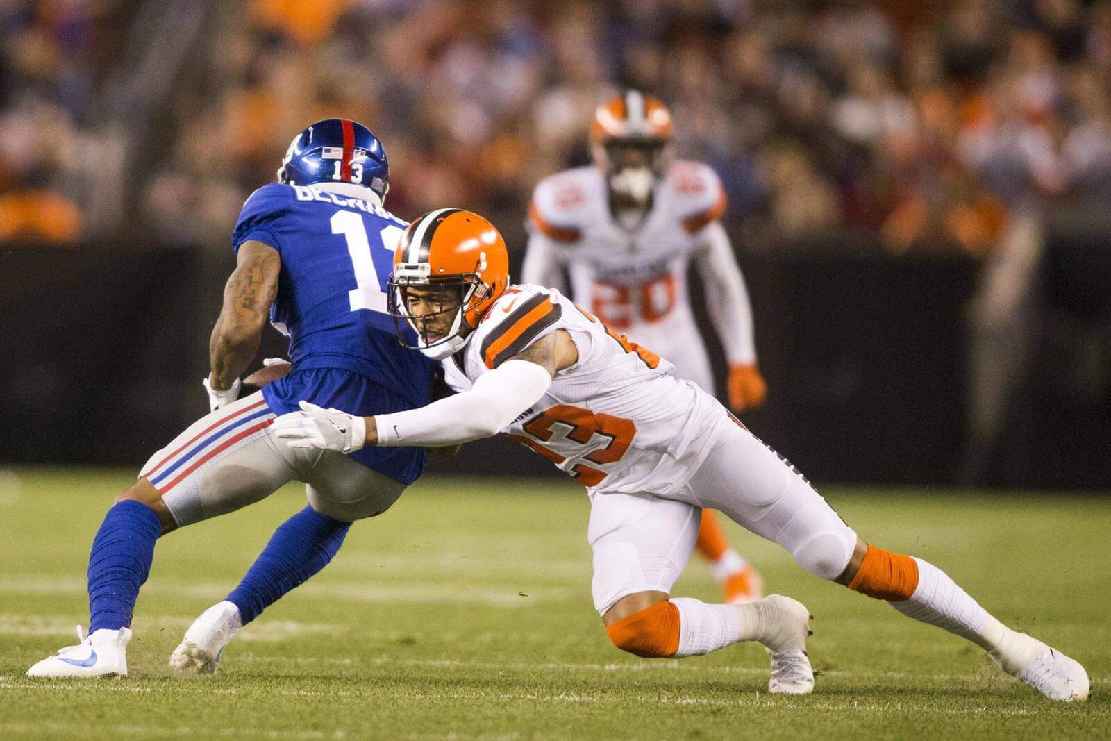 Giants-Browns