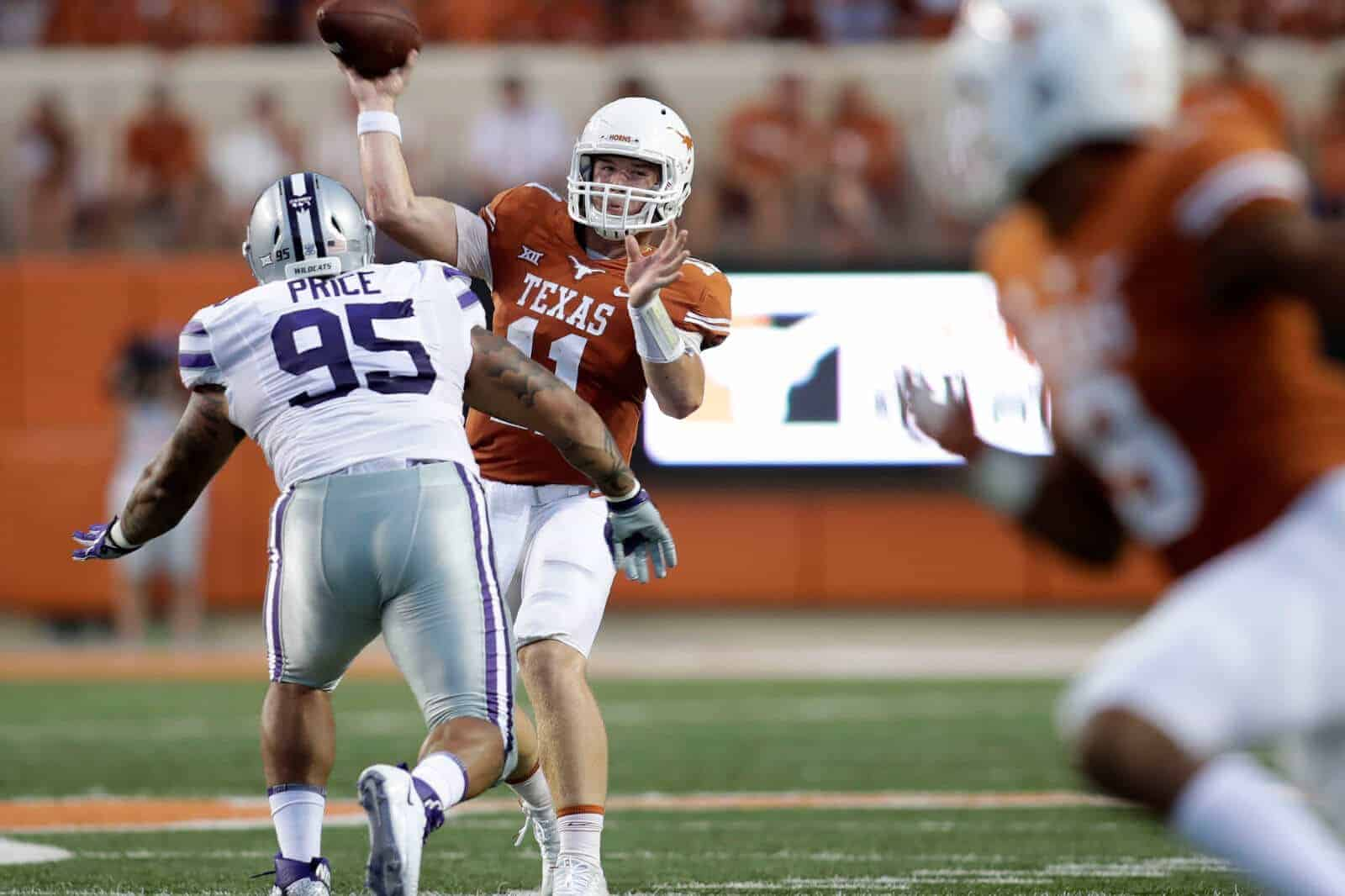 College Football Schedule: Texas