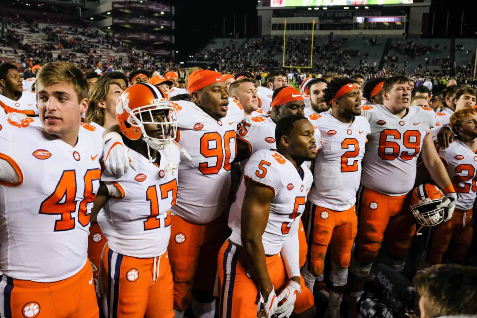 College Football Schedule: Clemson
