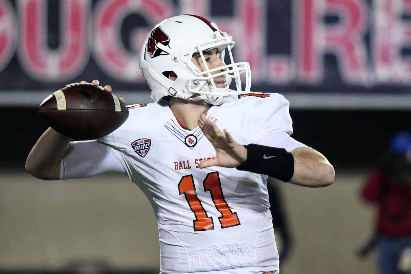College Football Schedule: Ball State