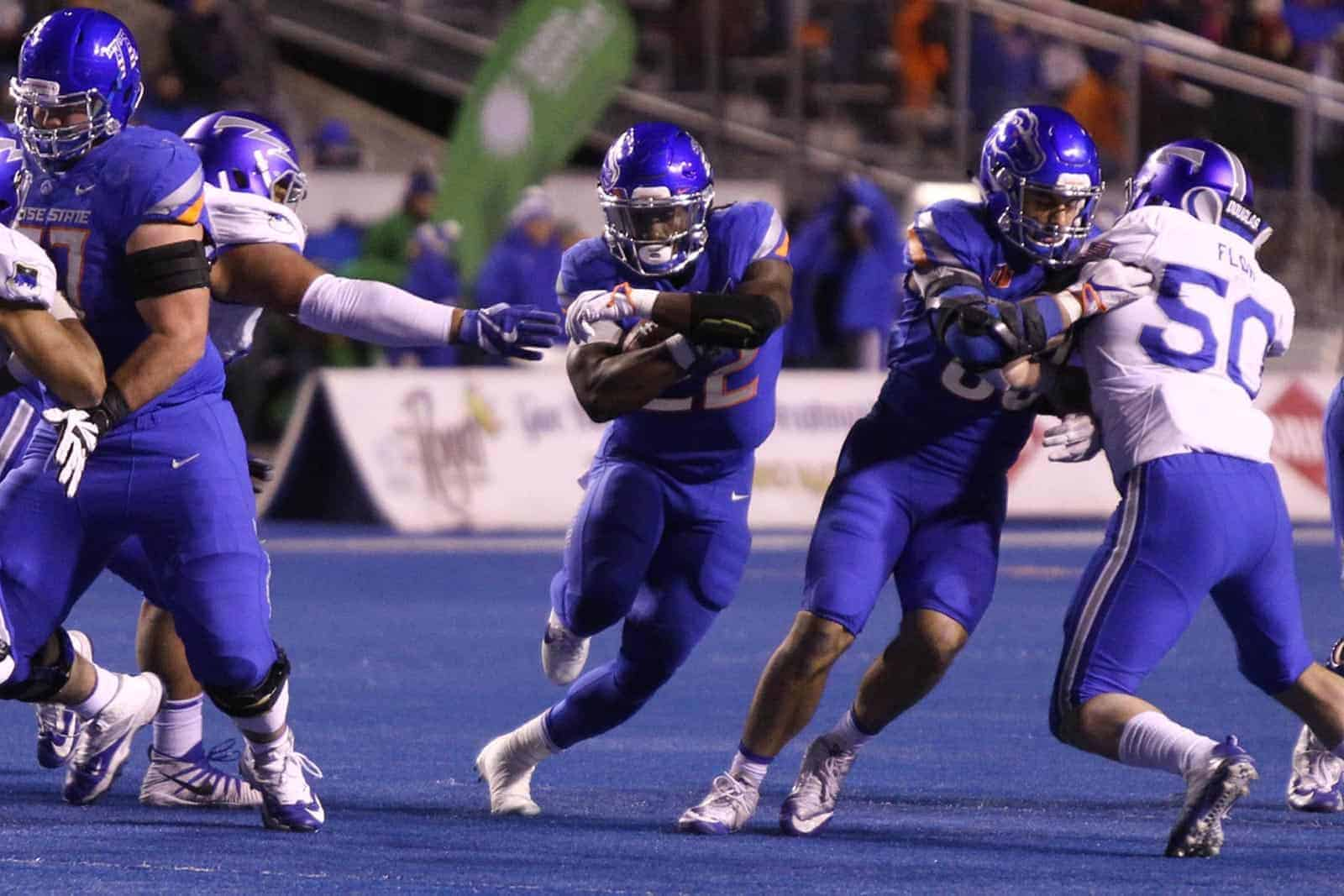 College Football Schedule: Boise State