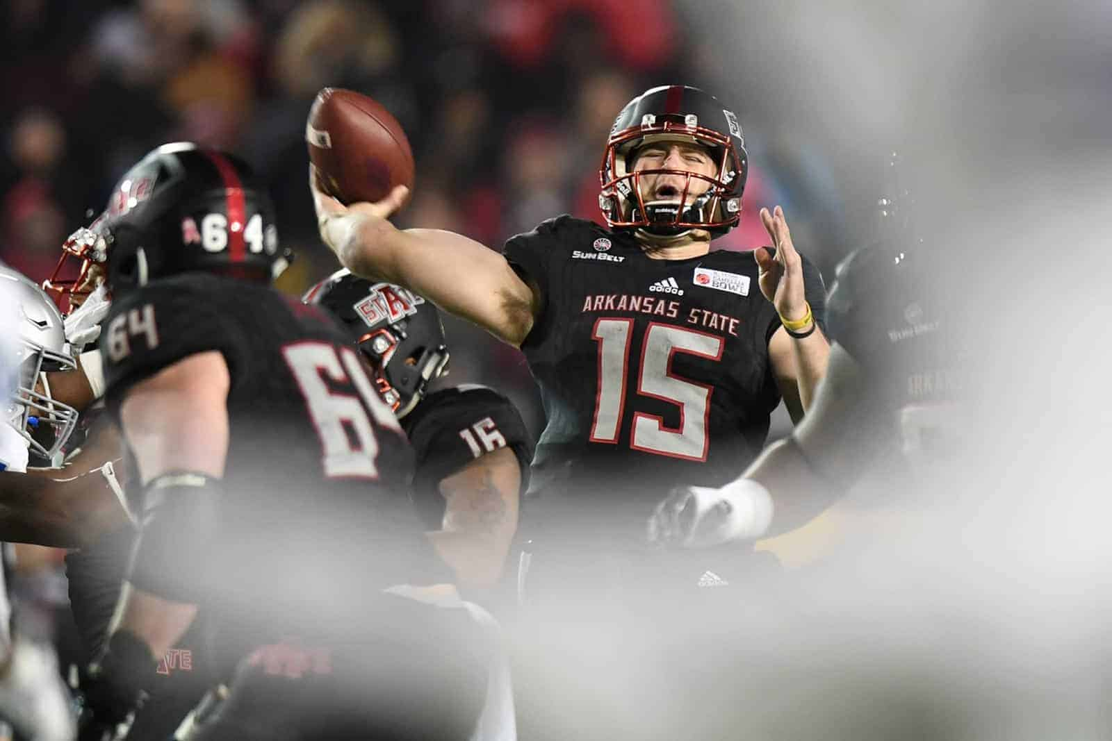 College Football Schedule: A-State