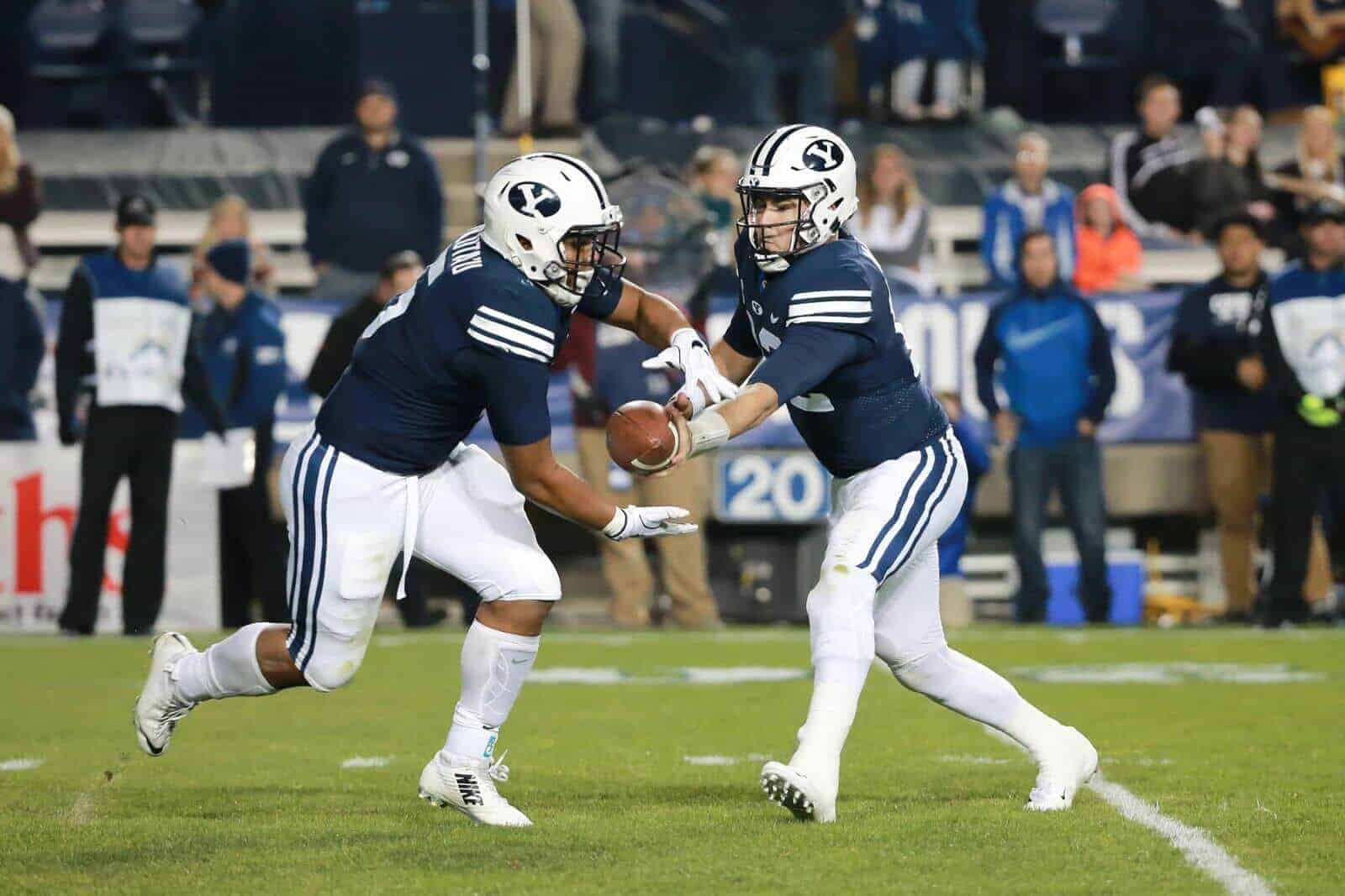 College Football Schedule: BYU