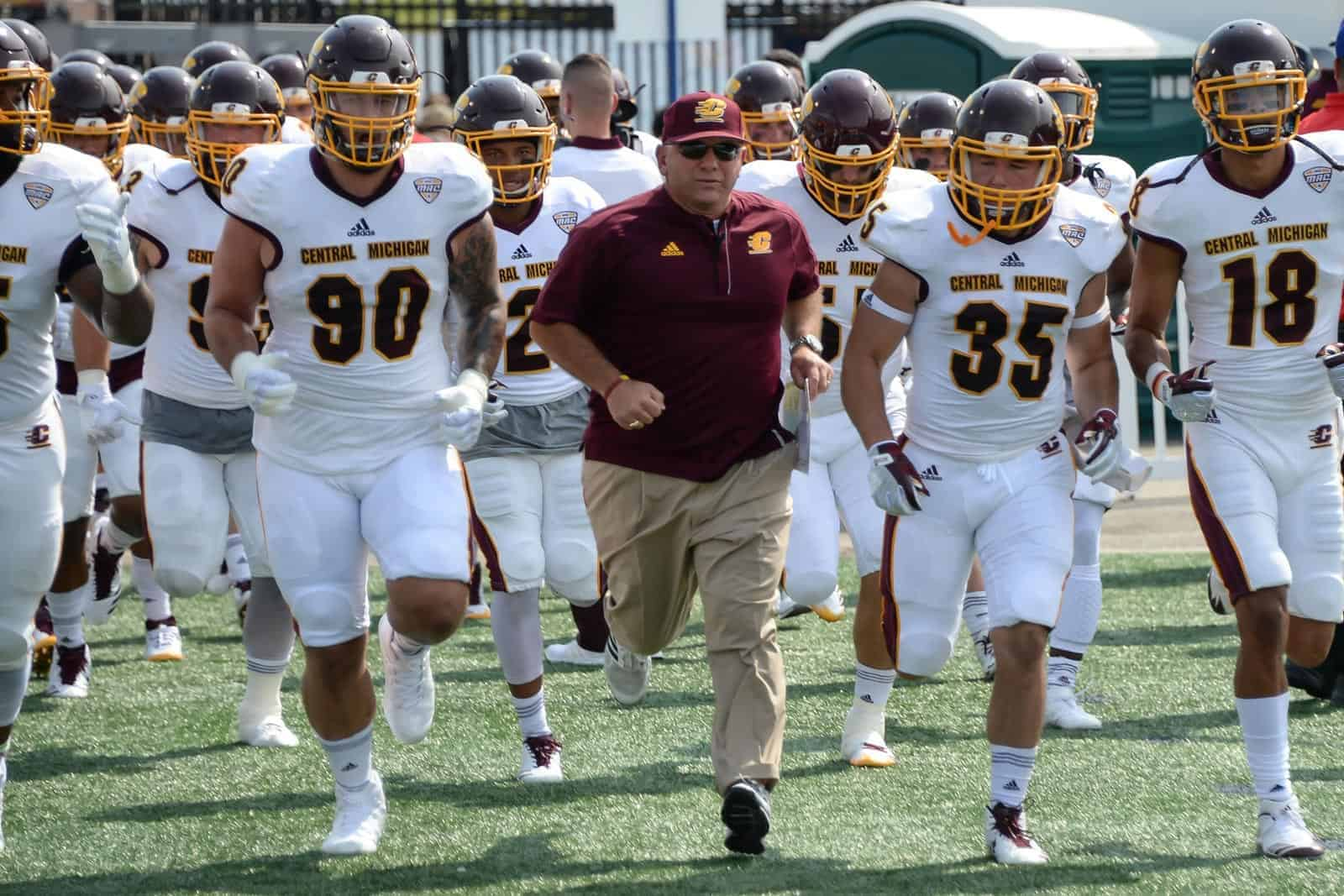 College Football Schedule: CMU