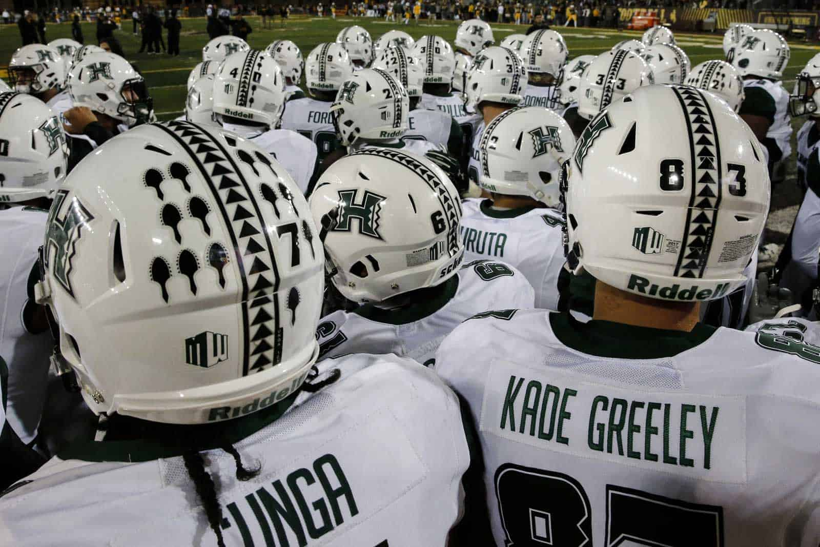 College Football Schedule: Hawaii