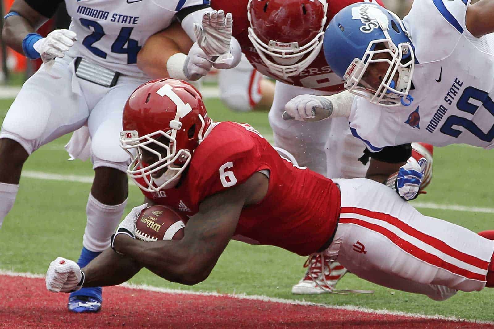 College Football Schedule: Indiana