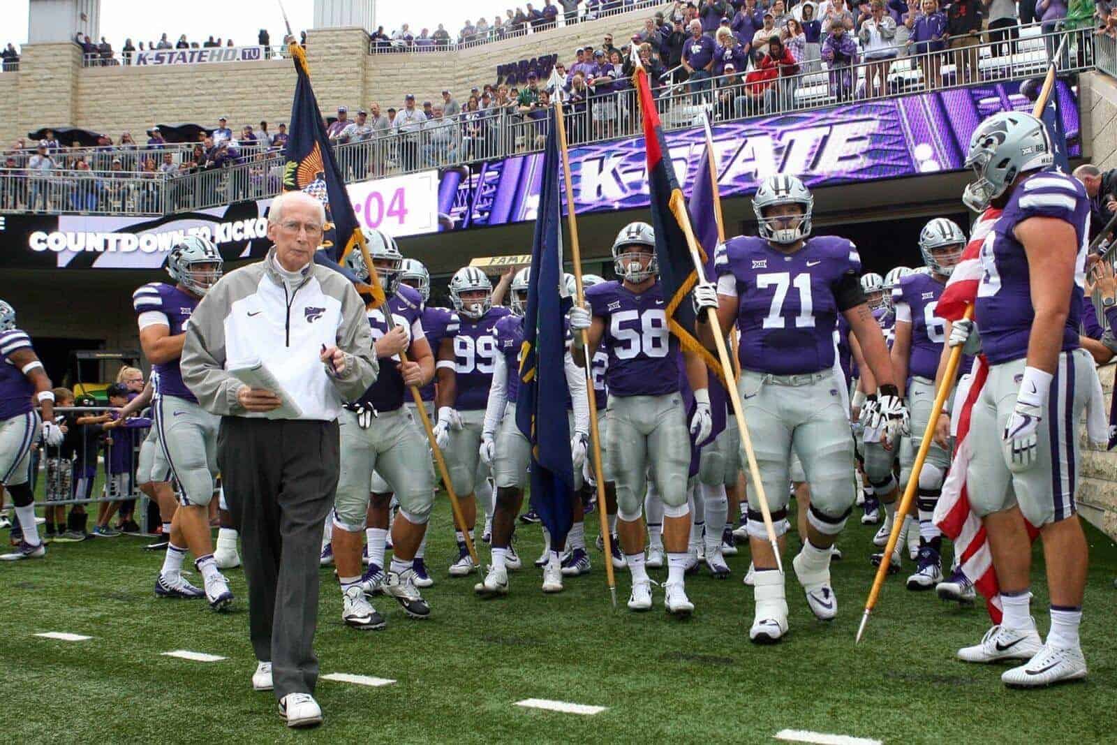College Football Schedule: K-State