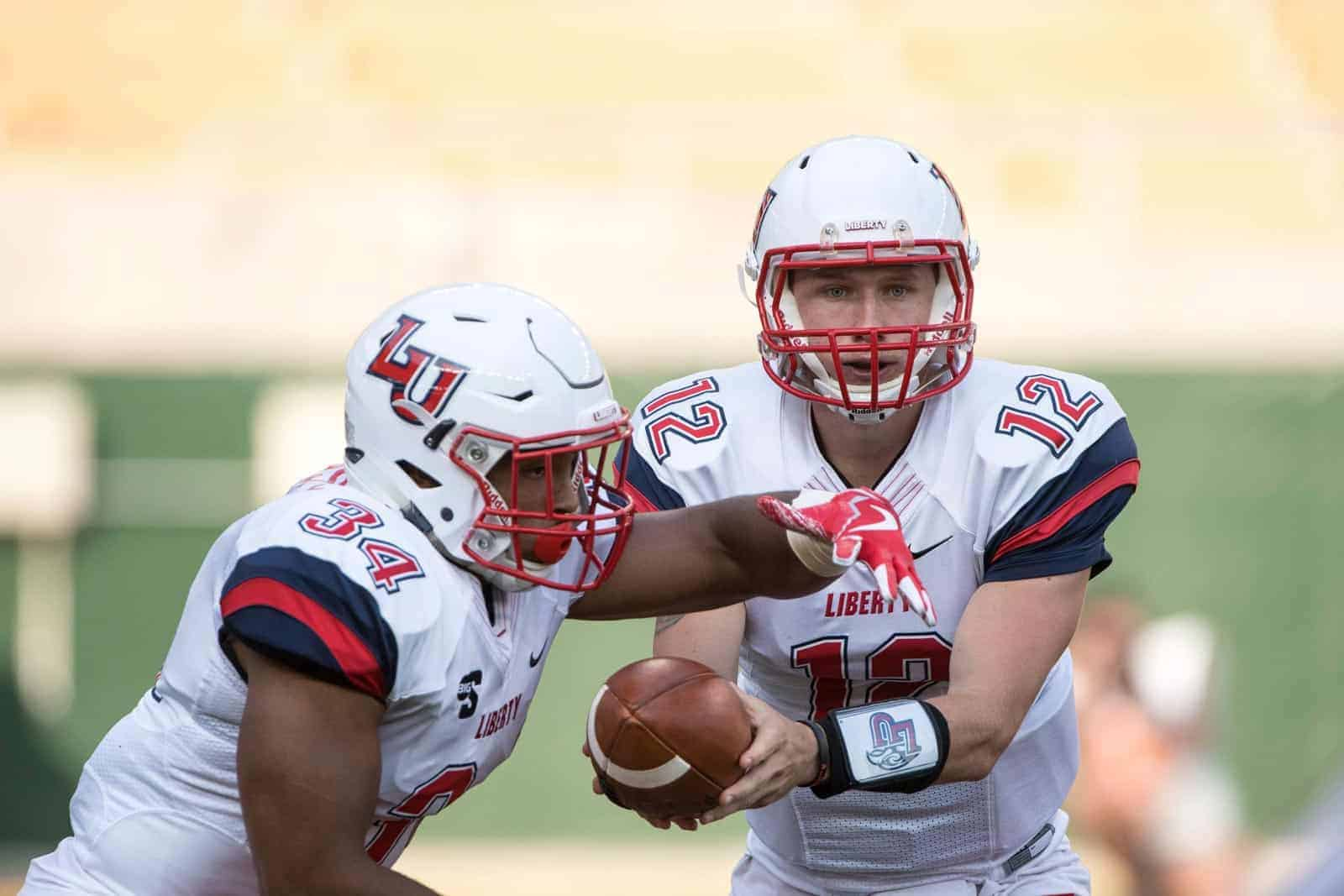 College Football Schedule: Liberty