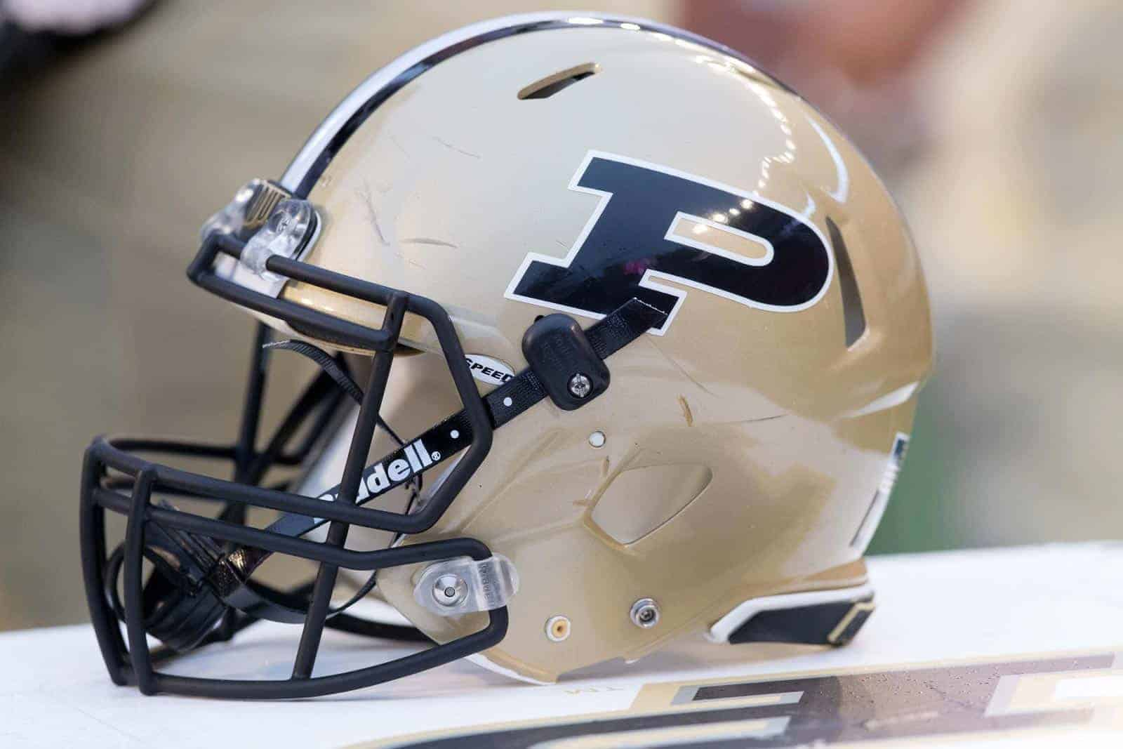 College Football Schedule: Purdue