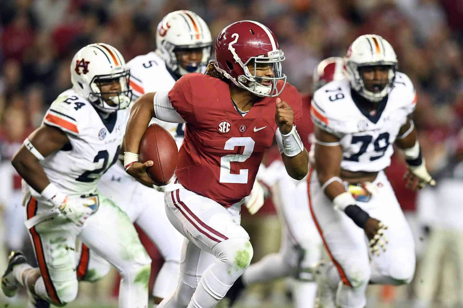 College Football Schedule: SEC