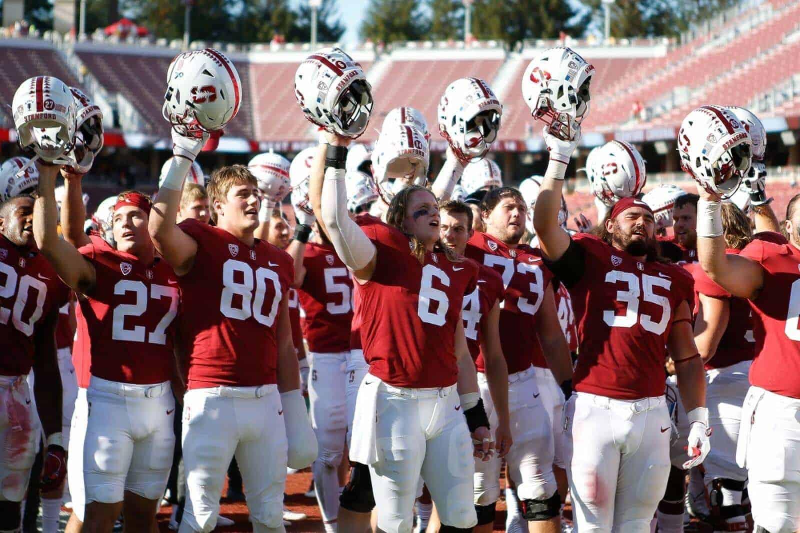 College Football Schedule: Stanford
