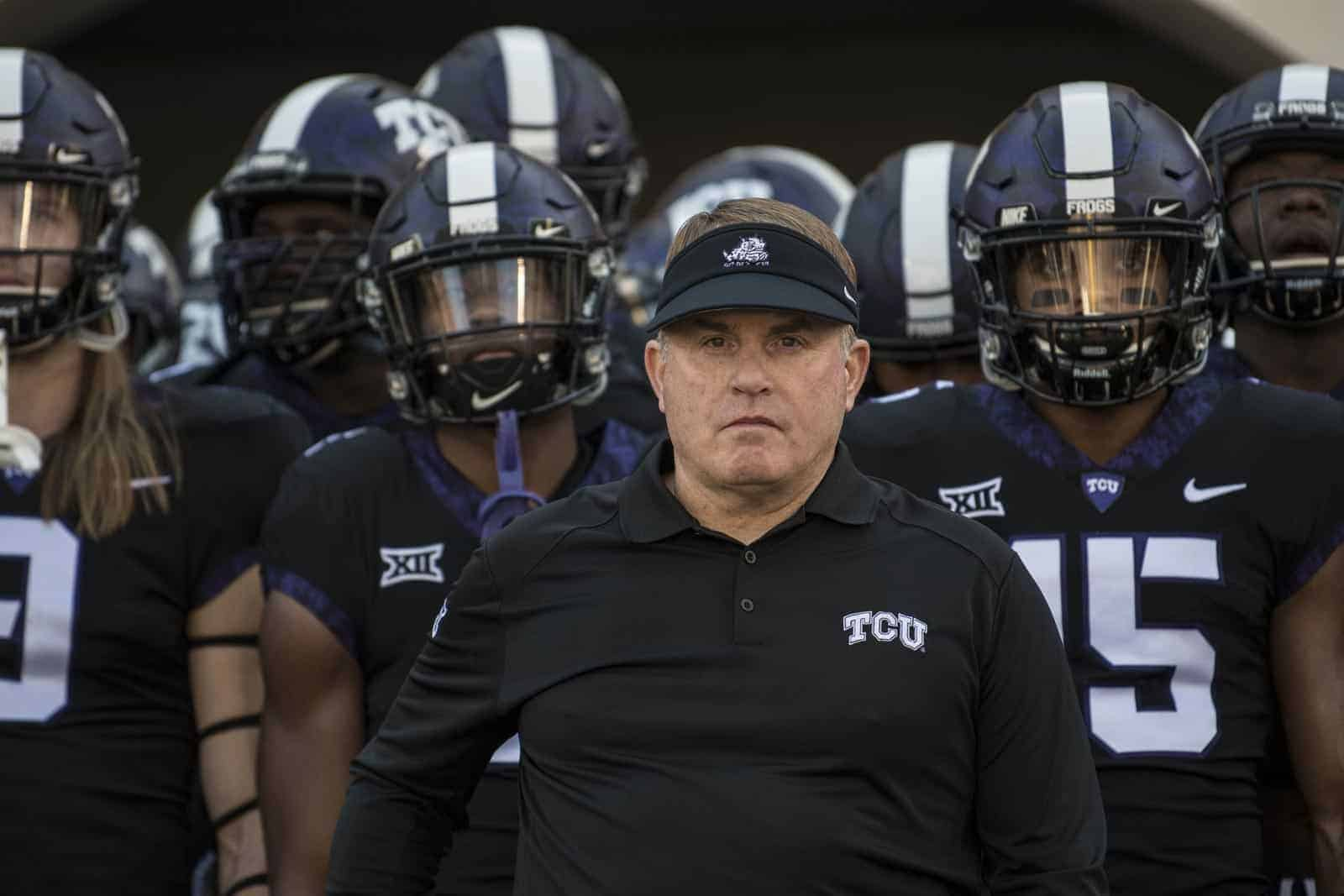 College Football Schedule: TCU