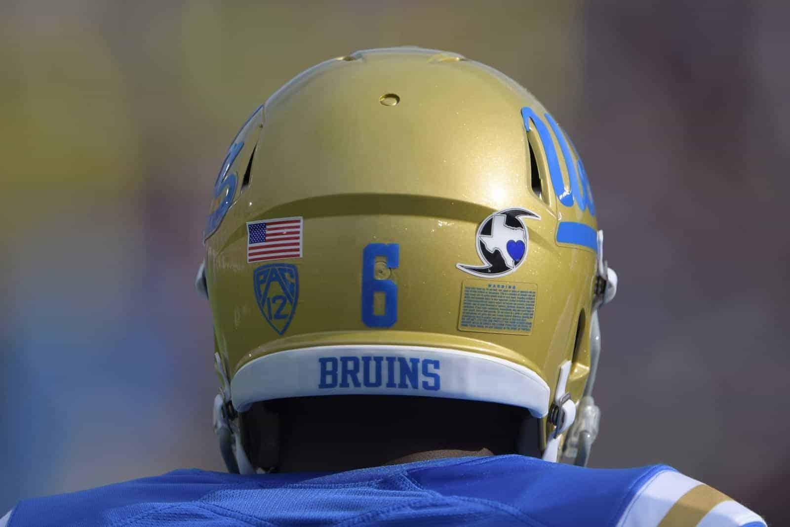 College Football Schedule: UCLA