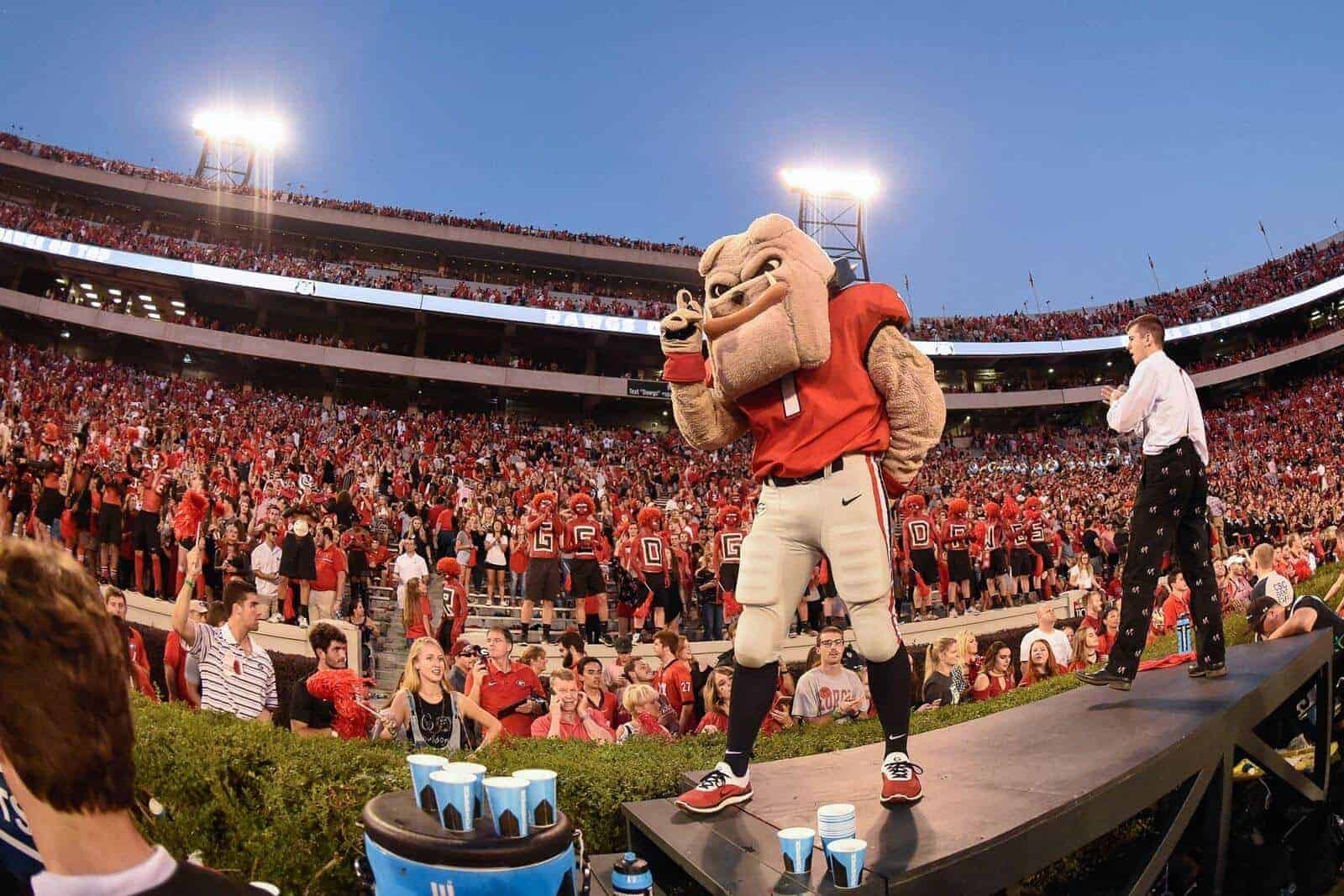 College Football Schedule: UGA