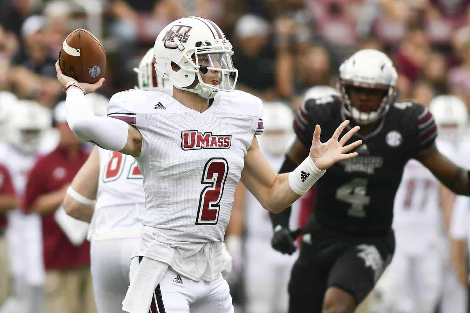 College Football Schedule: UMass