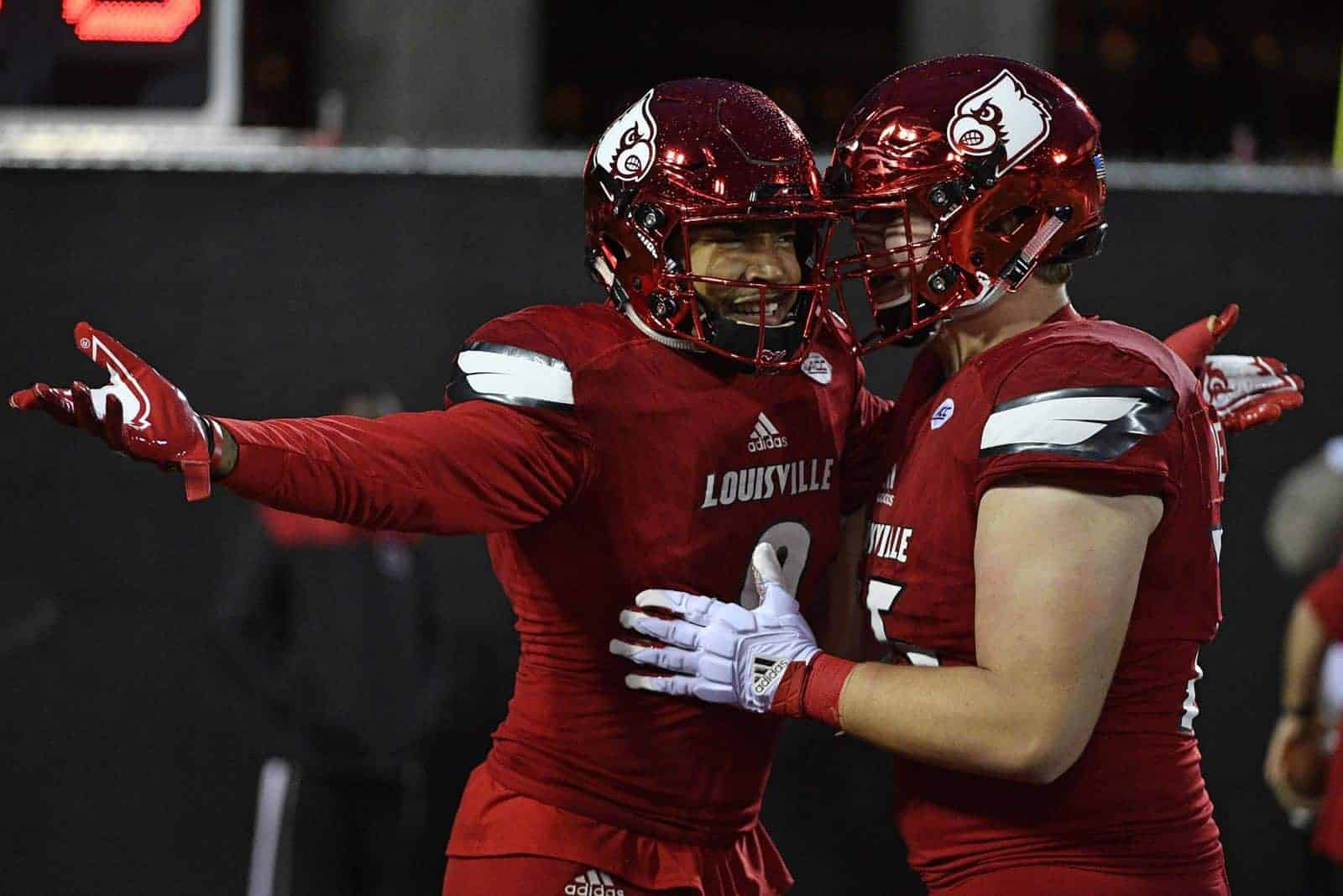 College Football Schedule: Louisville