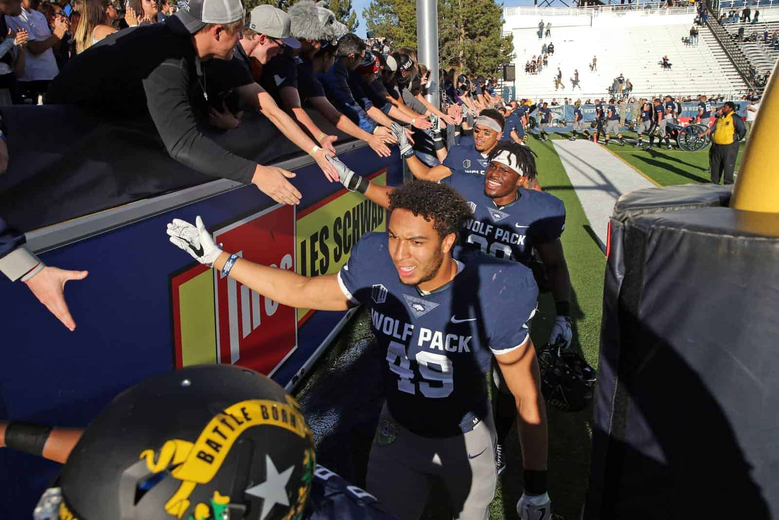 College Football Schedule: Nevada