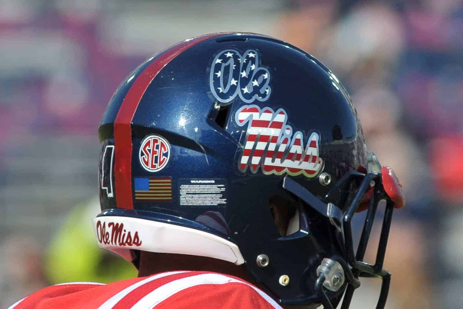 College Football Schedule: Ole Miss