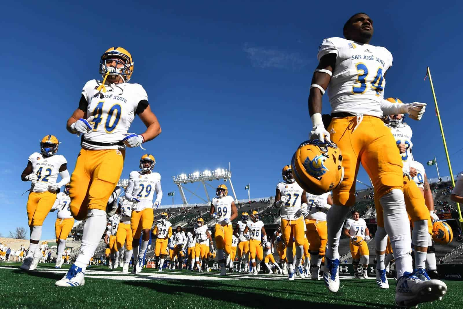 College Football Schedule: SJSU