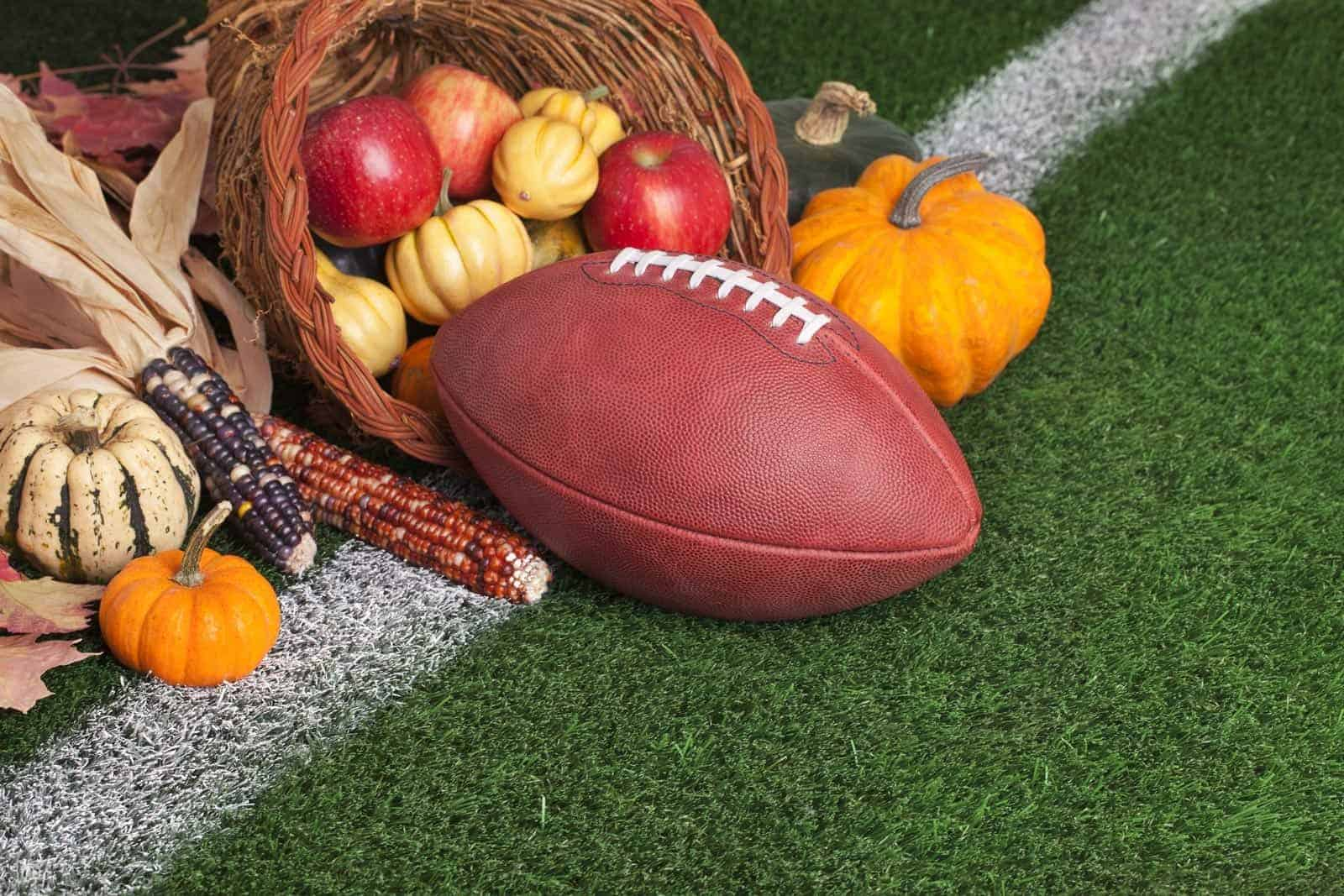 Thanksgiving Football Schedule