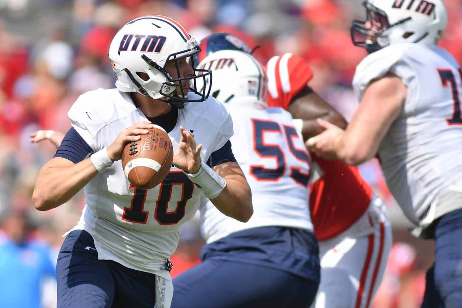 College Football Schedule: UT Martin