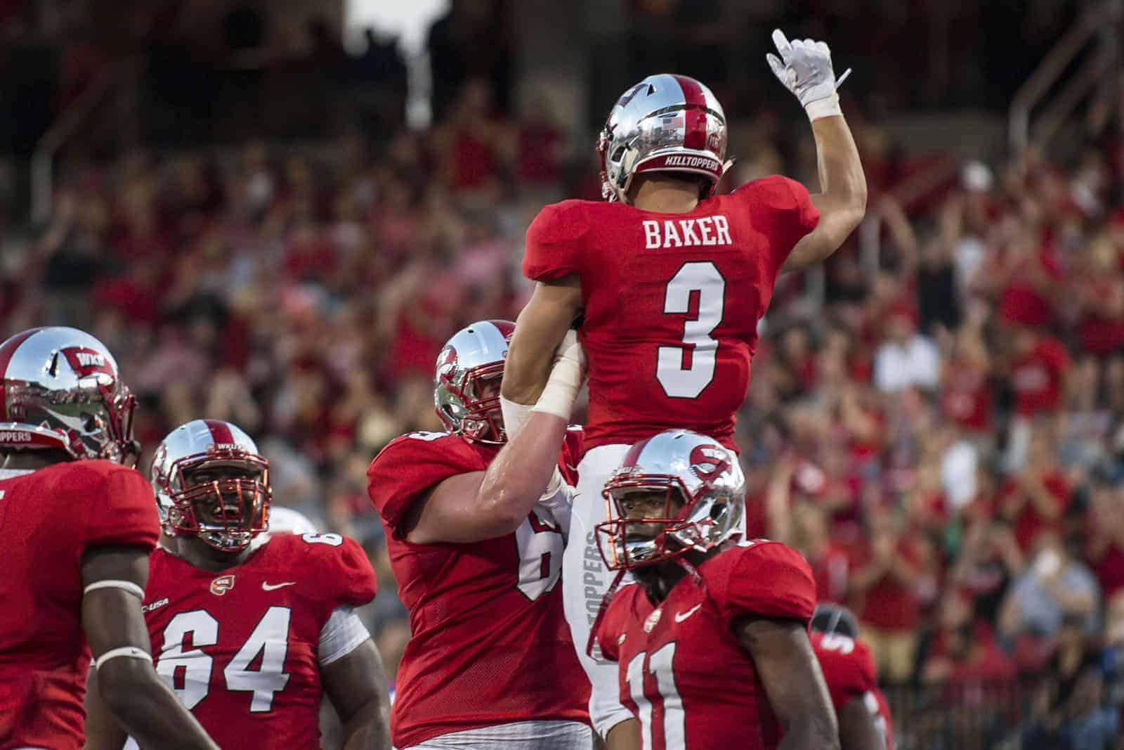 WKU adds future football series with Troy and Cincinnati