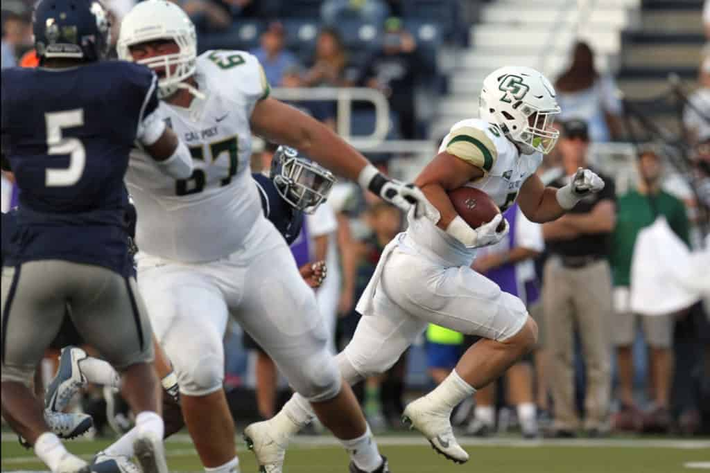 Cal Poly San Diego Schedule Five Future Football Games
