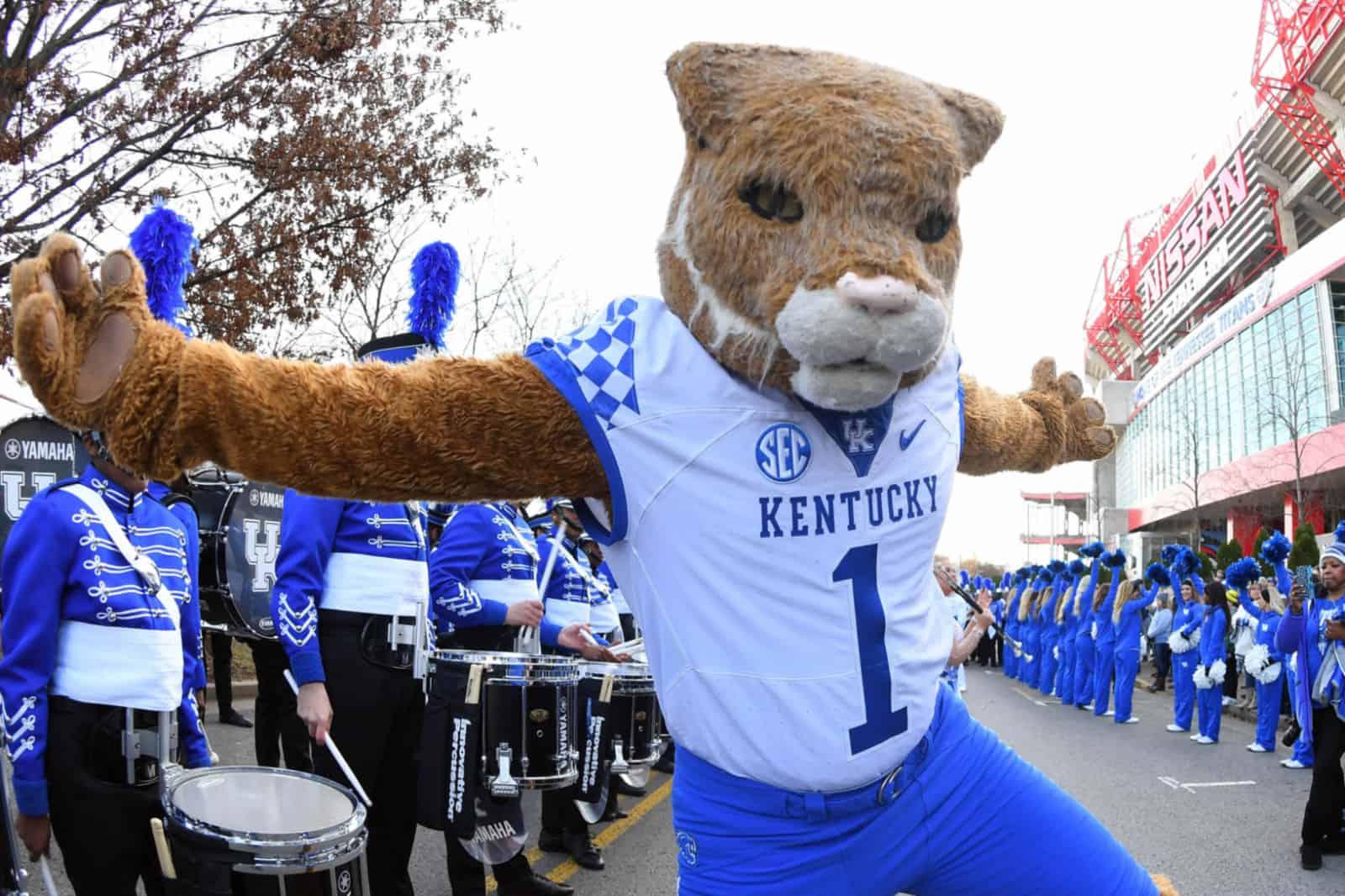 Kentucky Mascot