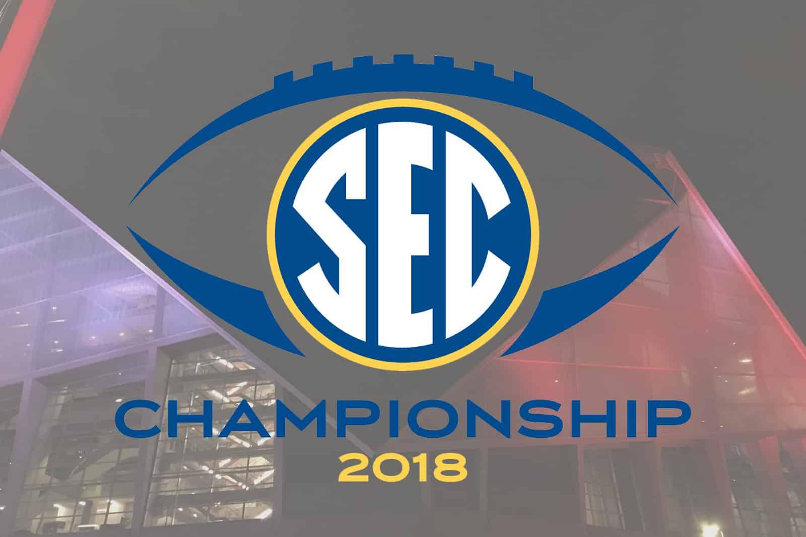 2018 SEC Championship Game