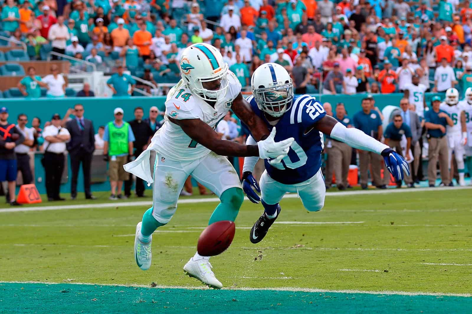 Dolphins-Colts