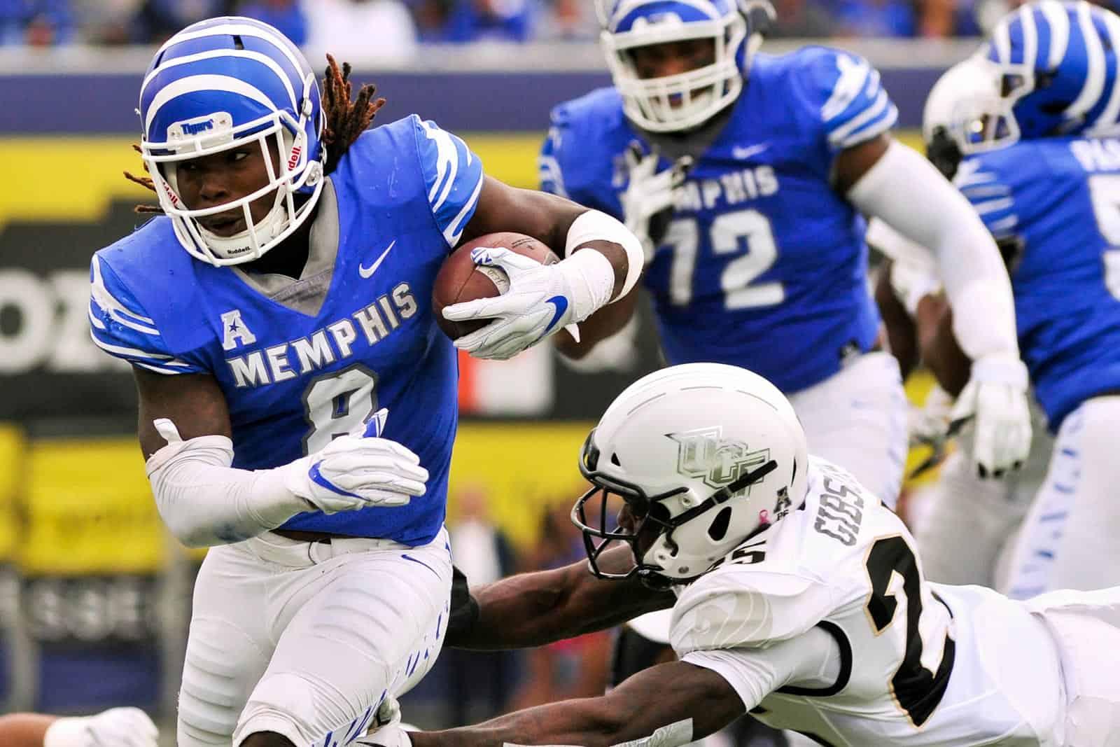 2018 American Football Championship Game Memphis At Ucf
