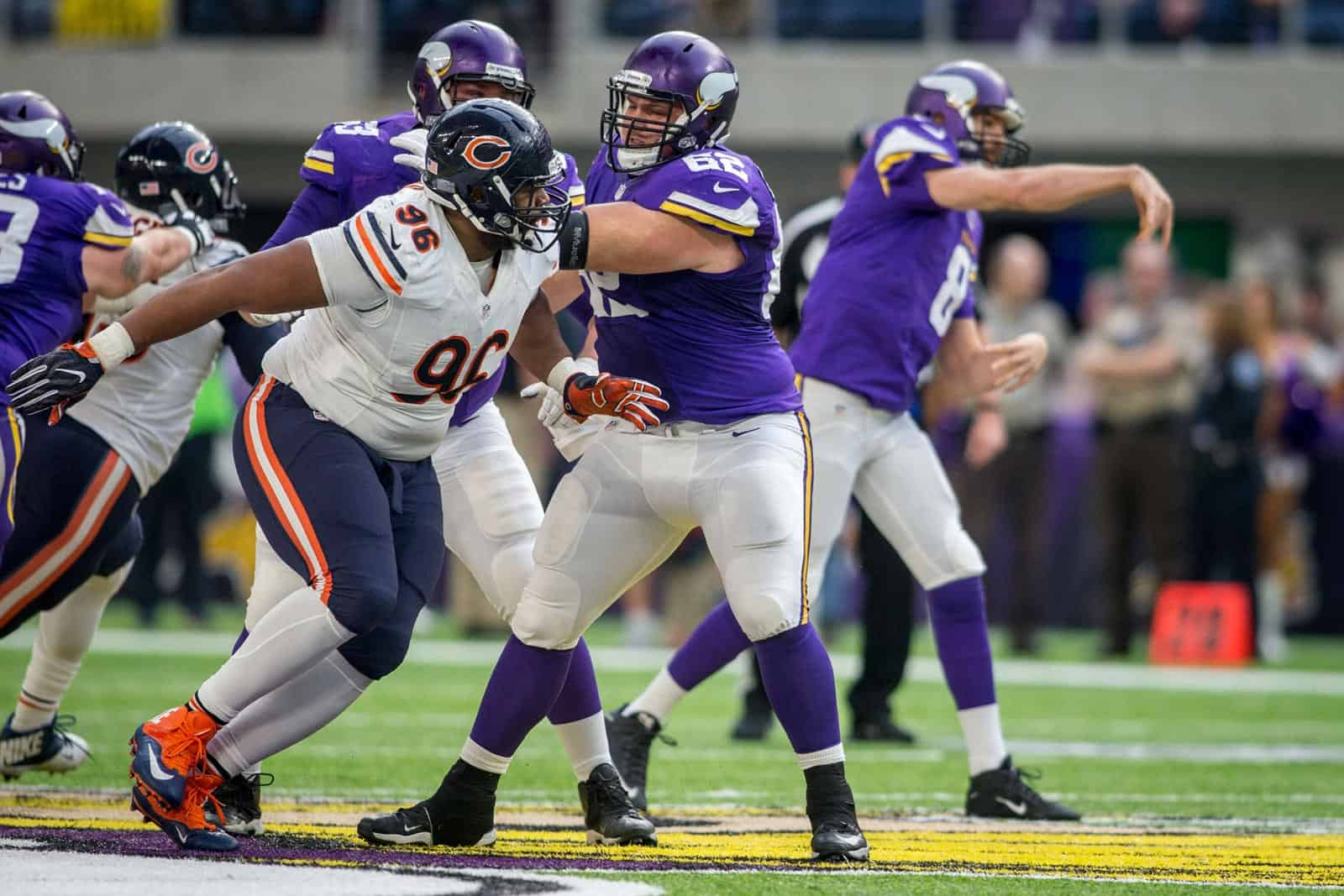 NFL Schedule: Vikings-Bears