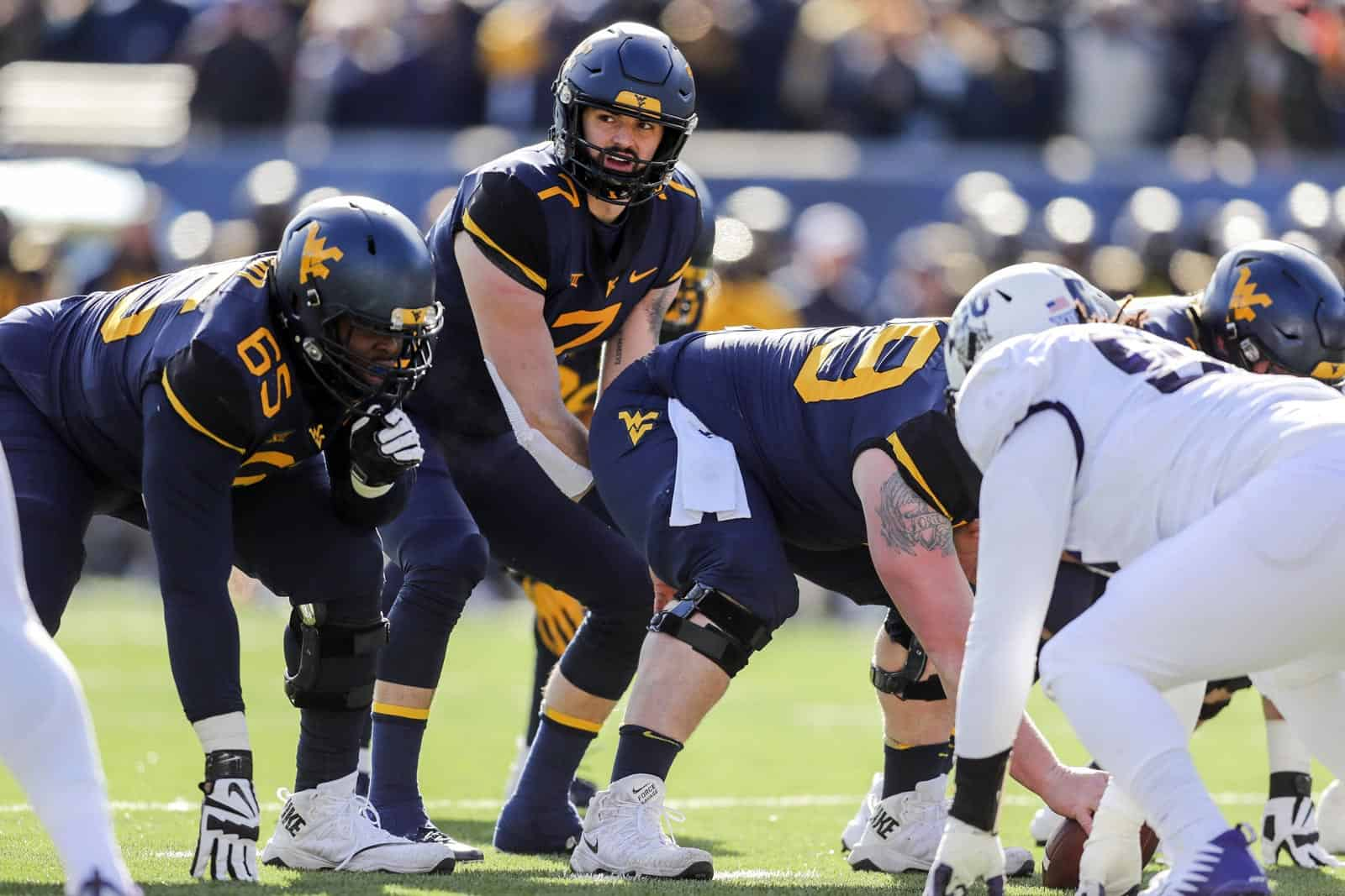 College Football Schedule: WVU
