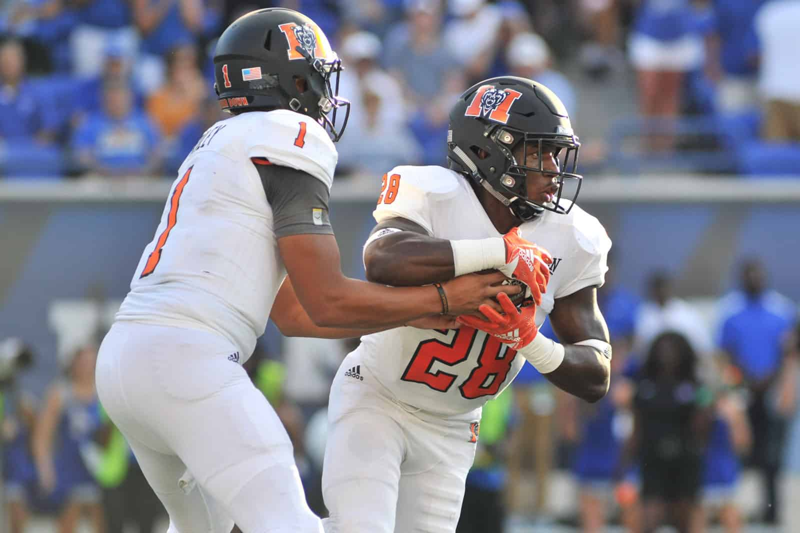 100% authentic 92b4c 79c4c Mercer announces 2019 football schedule