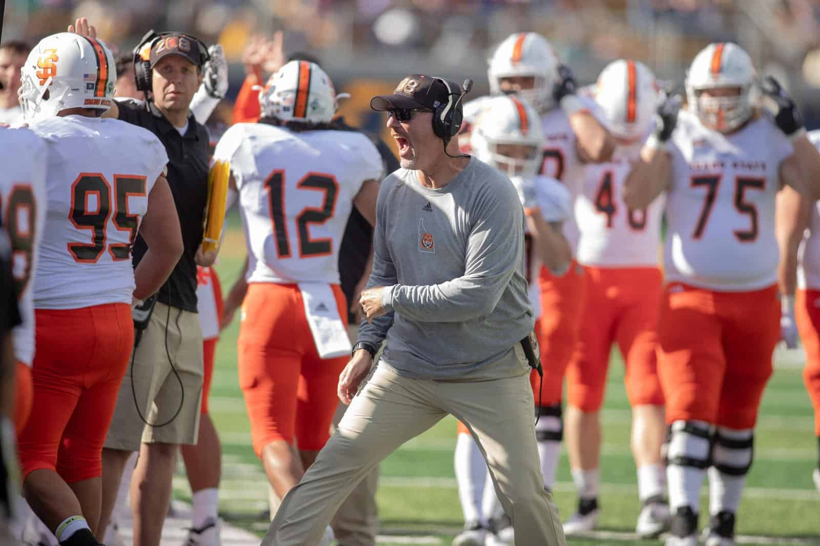 Idaho State Releases 2019 Football Schedule