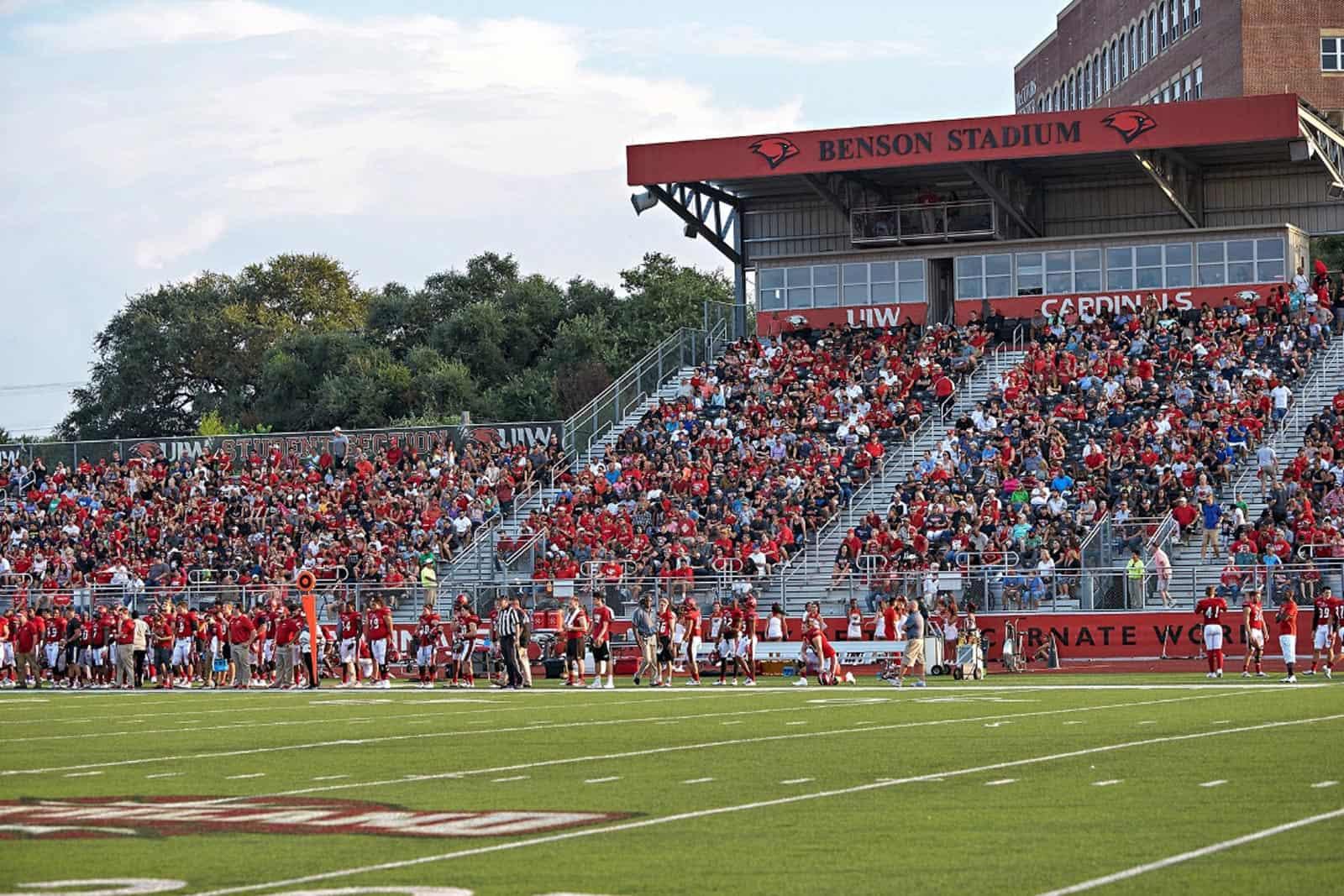 Benson Stadium
