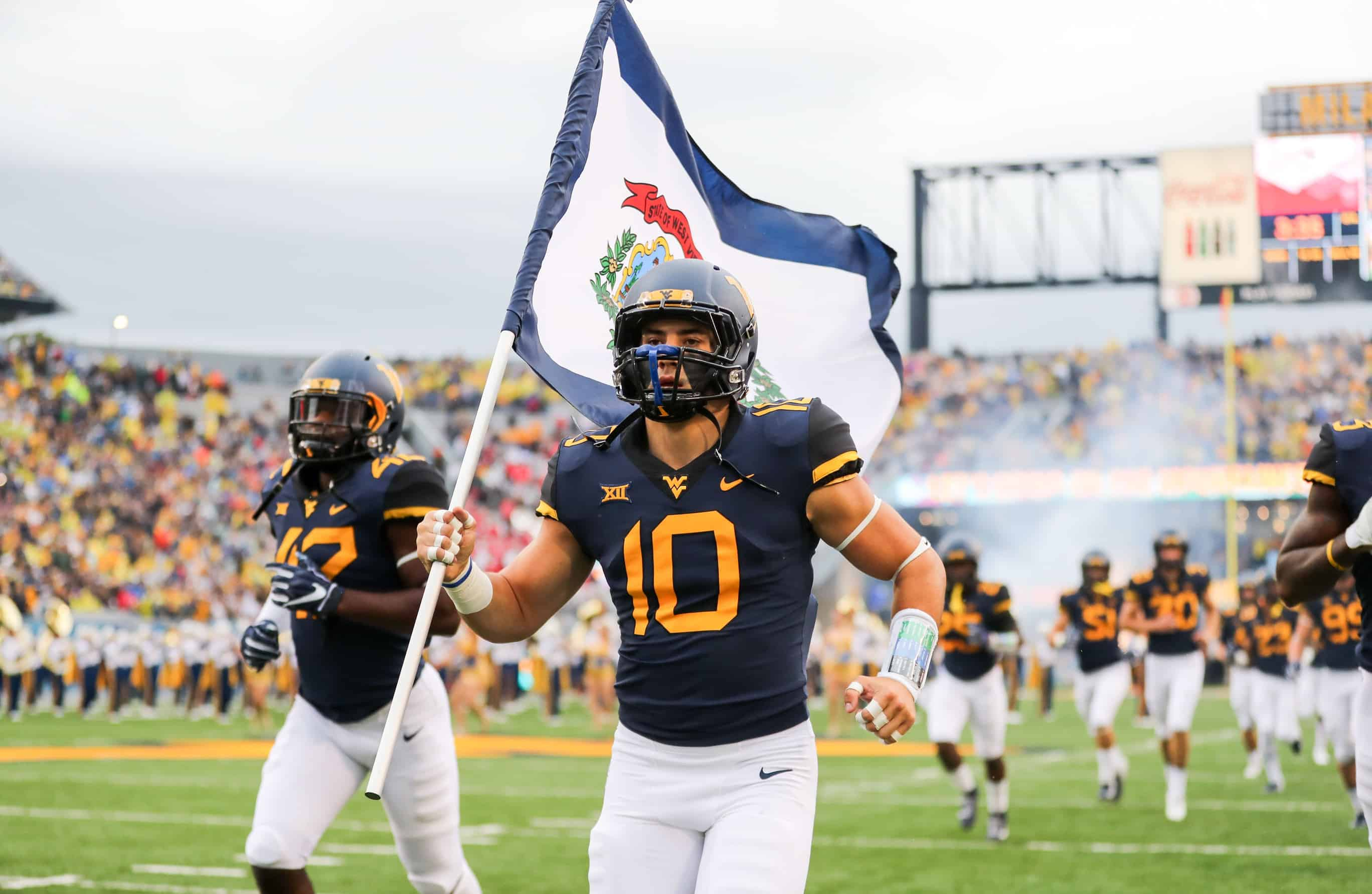 West Virginia Adds Towson To 2022 Football Schedule