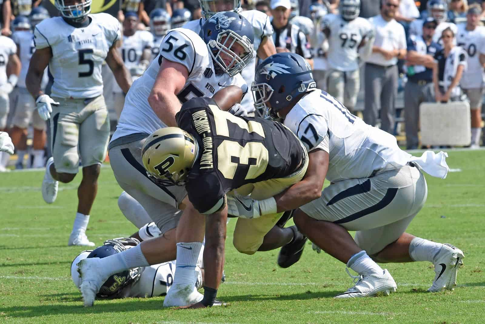 2019 Purdue Nevada Game Moved To Friday Aug 30