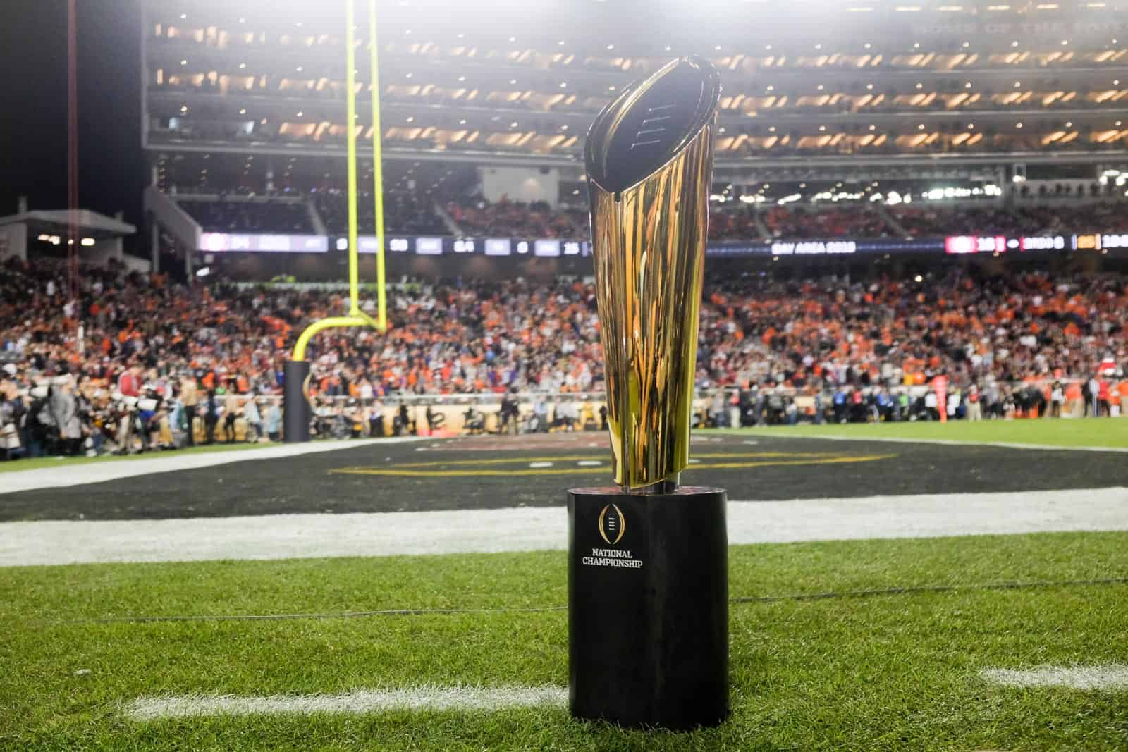 where is ncaa football championship 2020