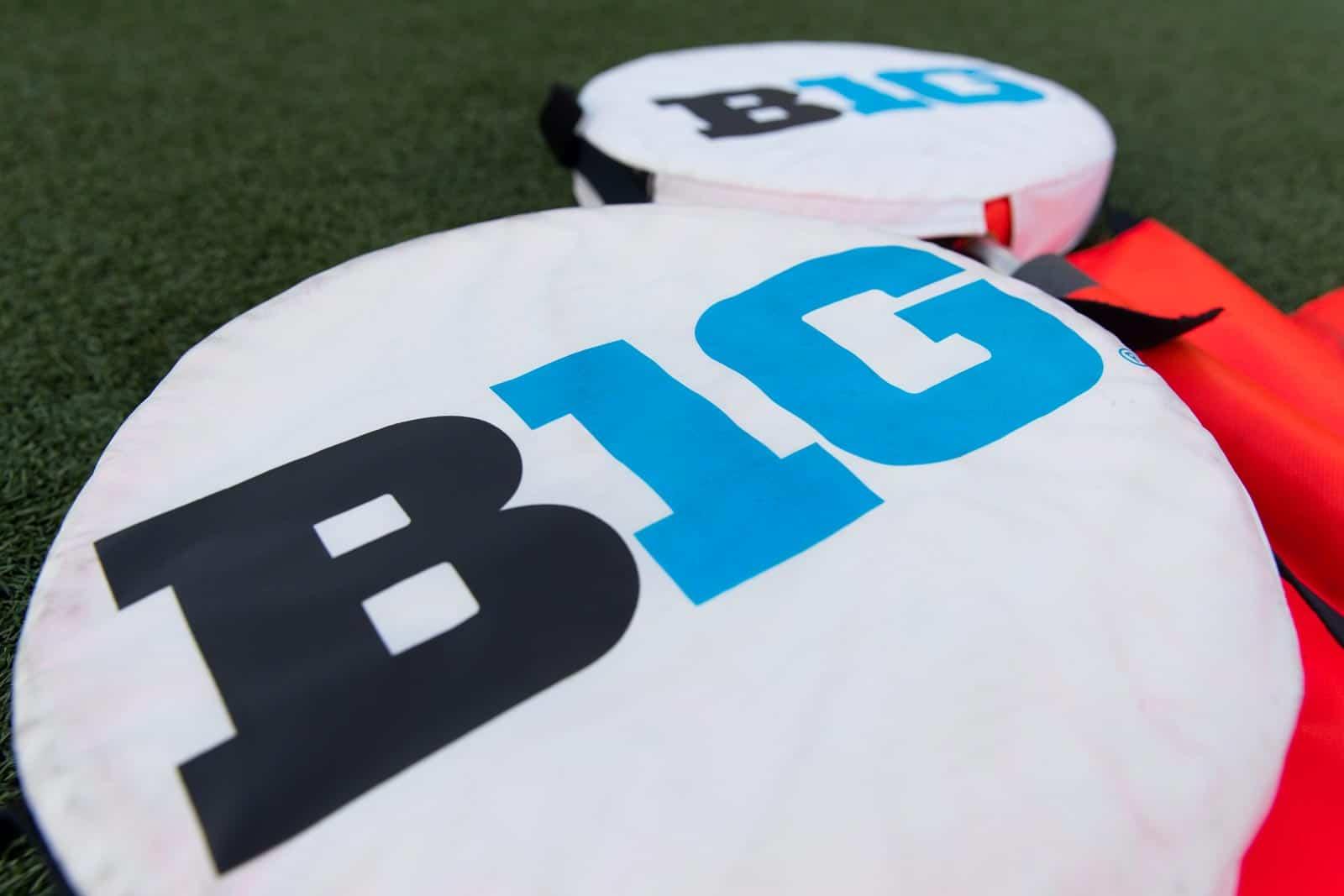 2019 Big Ten Football TV Schedule