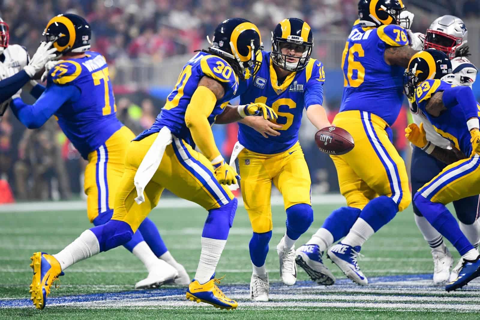 2019 NFL Sunday Night Football Schedule