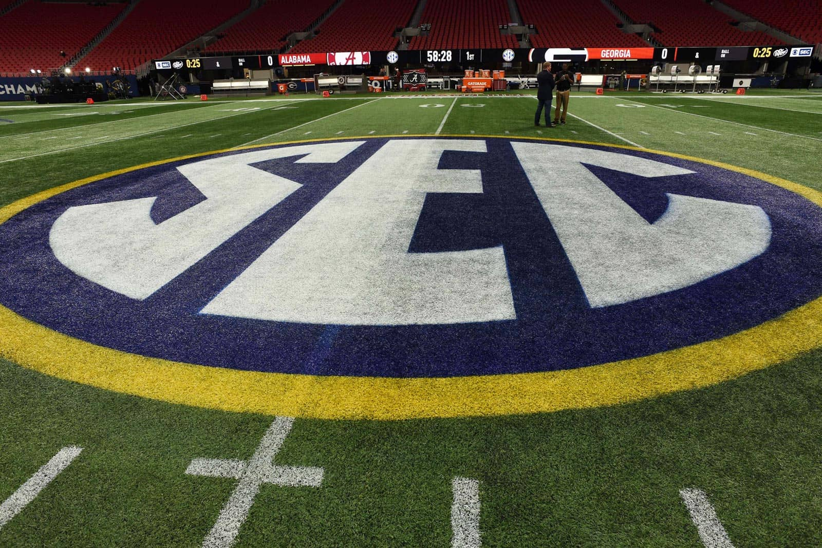 SEC Football TV Schedule