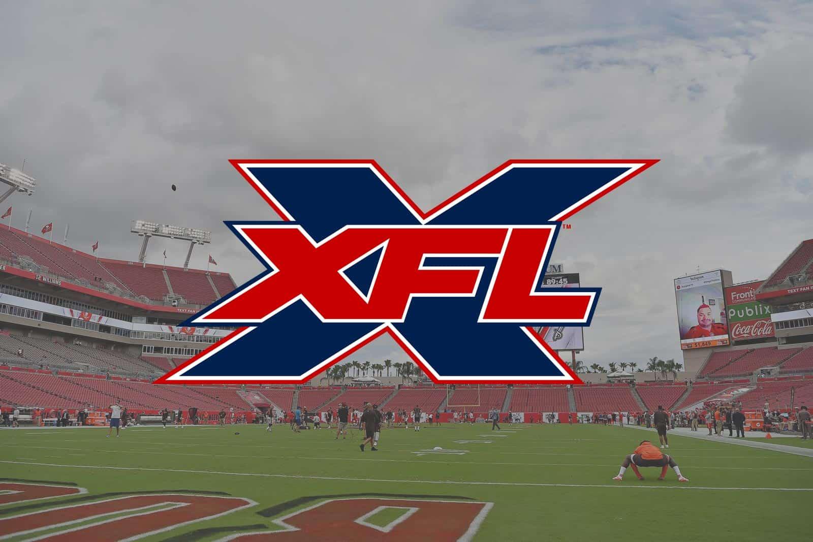 XFL Team Names, Logos