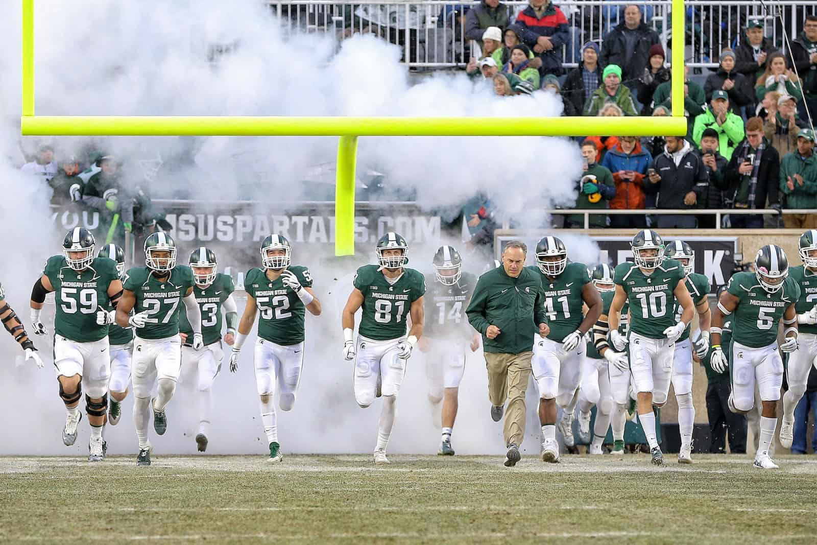 Michigan State Adds Youngstown State To 2025 Football Schedule