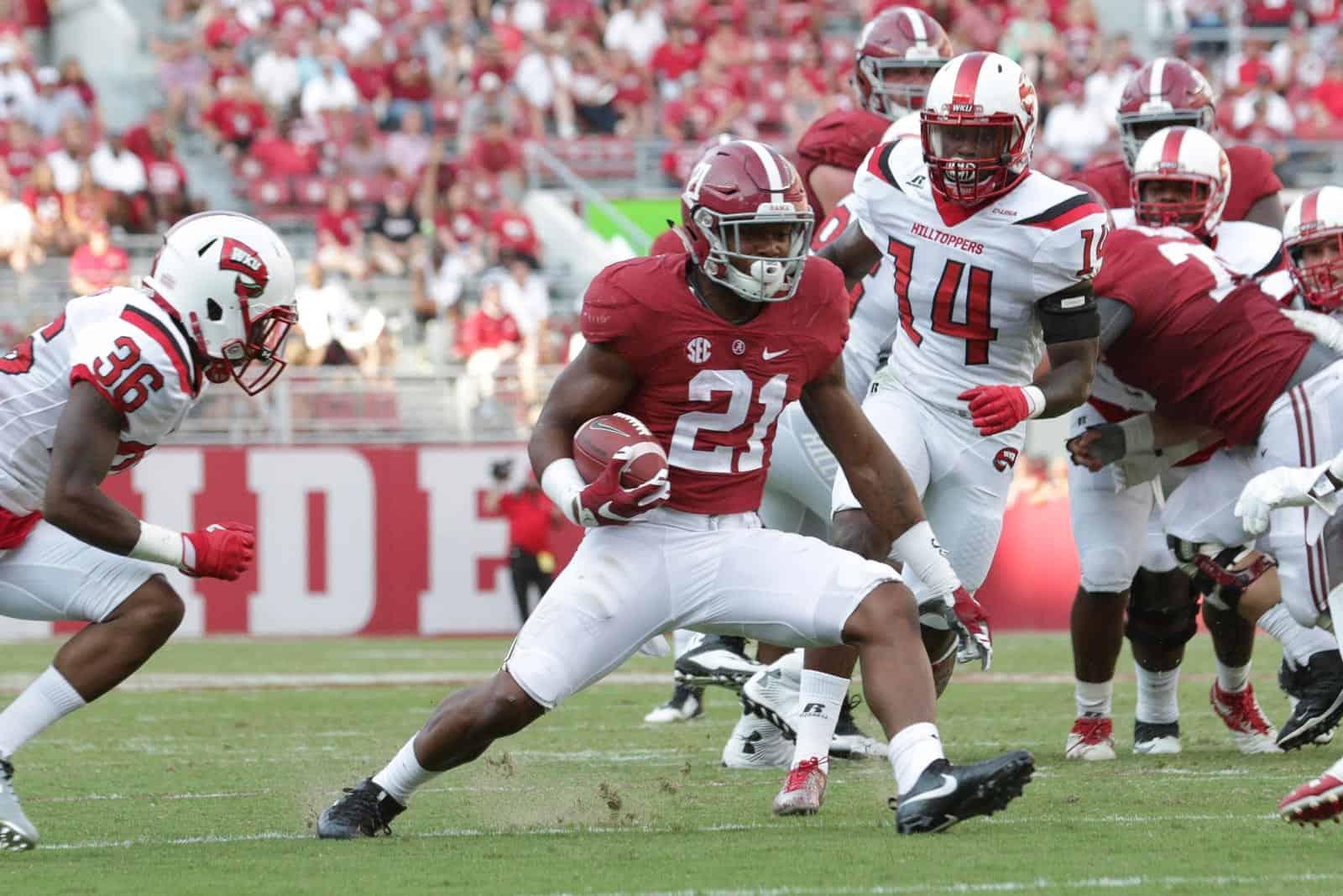 WKU at Alabama football game pushed back one season to 2024