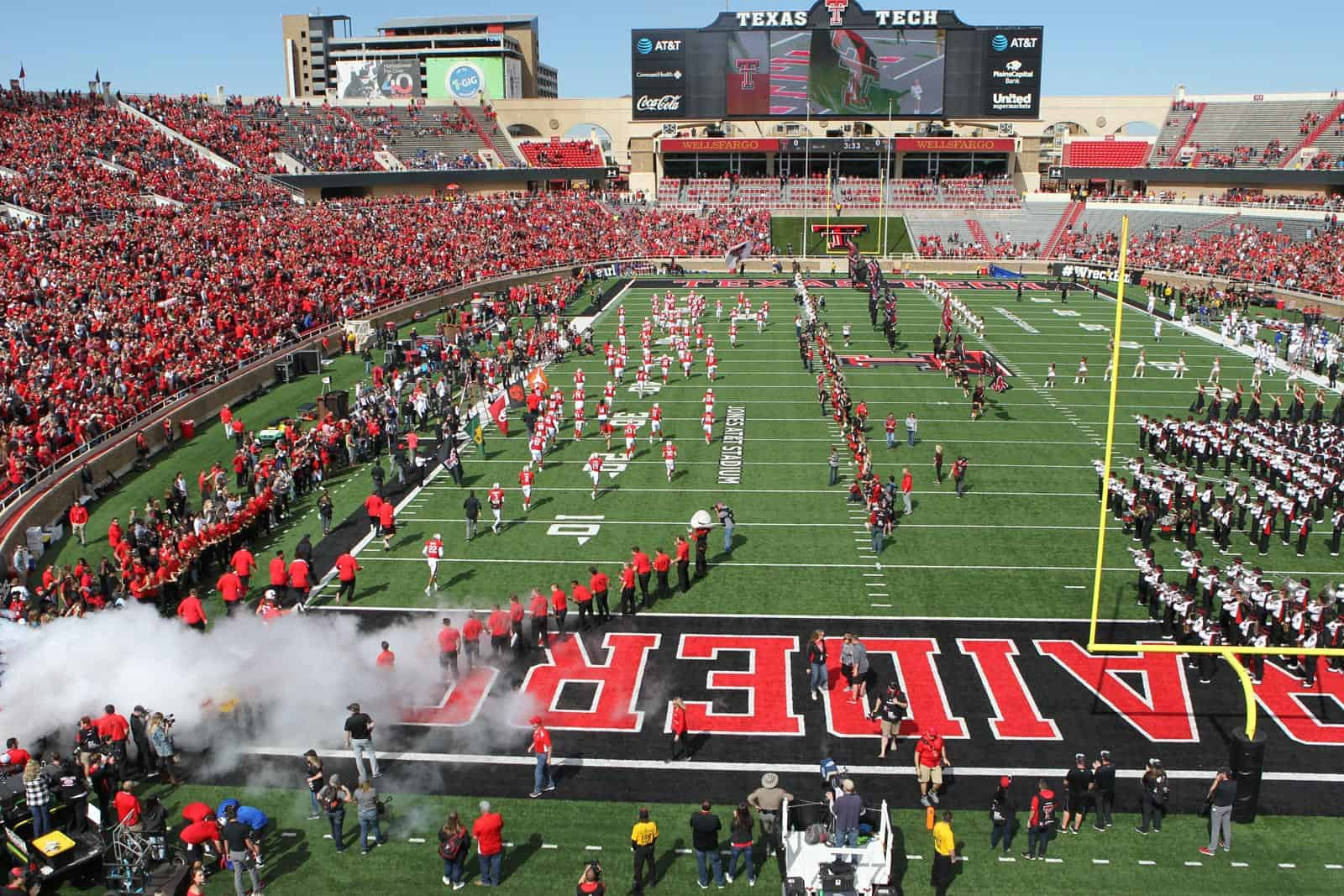 Another Date Change Made To Future Texas Tech Wyoming Football Series