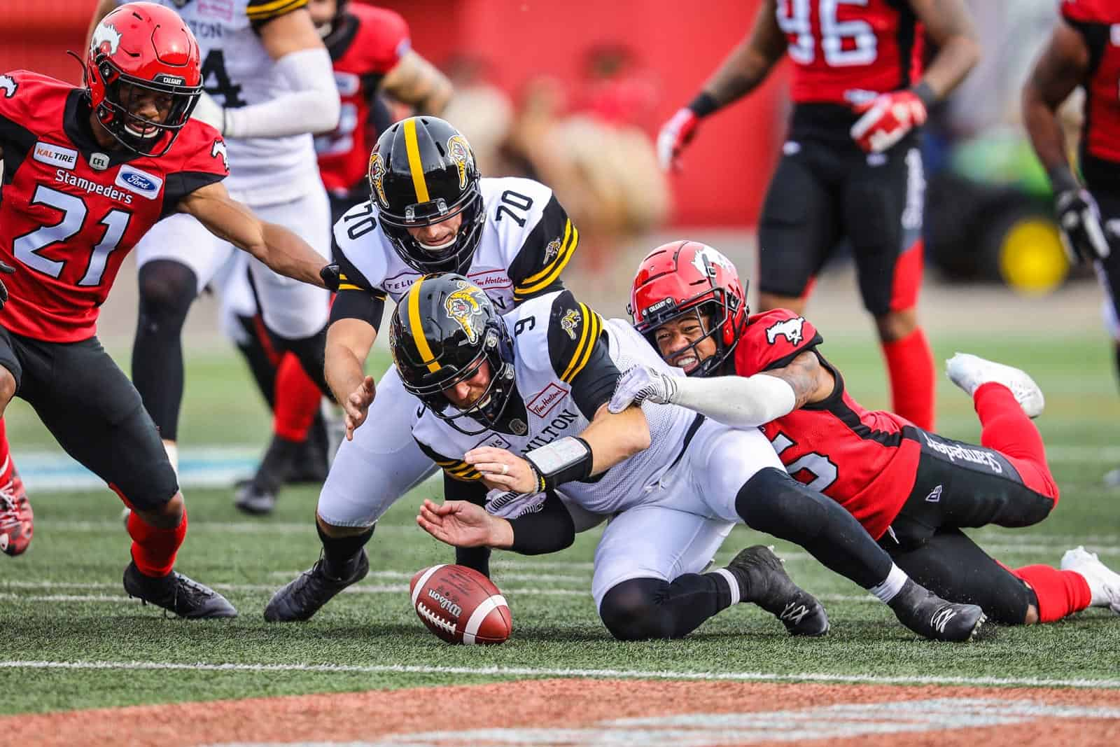 2019 CFL TV Schedule