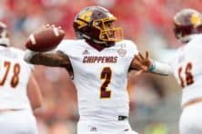 Central Michigan adds Robert Morris to 2021 football schedule