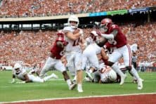 Source: Texas, Oklahoma contacted SEC about joining league