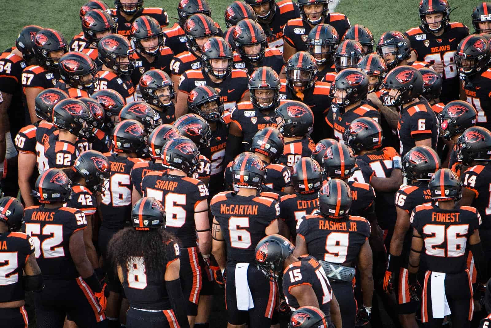 Oregon State Beavers